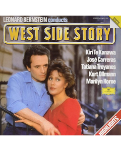Bernstein: West Side Story - Highlights (LP)