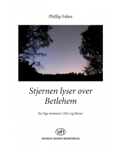 Phillip Faber: Stjernen lyser over Betlehem