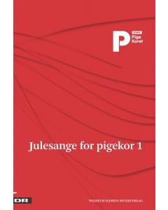 Julesange for pigekor 1