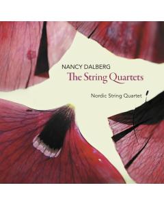 Dalberg, Nancy: The String Quartets (Nordic String Quartet) (CD)
