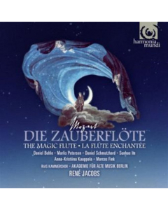 Mozart: Die Zauberflöte - The Magic Flute (Rene Jacobs) (3CD)