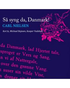 Så syng da Danmark CD Kor 72 Cover
