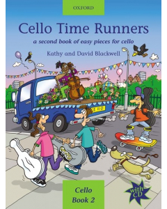 Cello Time Runners (incl. CD)