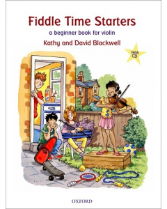 Fiddle Time Starters (incl. CD)