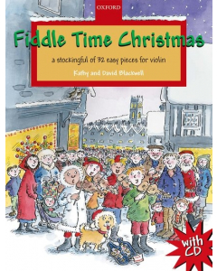 Fiddle Time Christmas (incl. CD)
