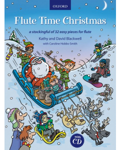 Flute Time Christmas (incl. CD)
