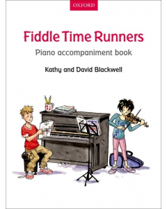 Fiddle Time Runners (Piano Accompaniment Book)