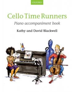 Cello Time Runners (Piano Accompaniment Book)