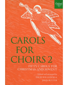 Carols for Choirs 2 Front-cover