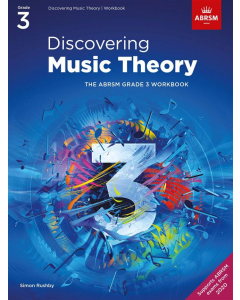 Discovering Music Theory (ABRSM Grade 3)