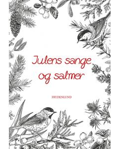 Julens sange og salmer - 4 hæfter