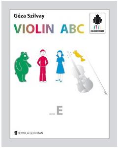 Colourstrings VIOLIN ABC - Book E