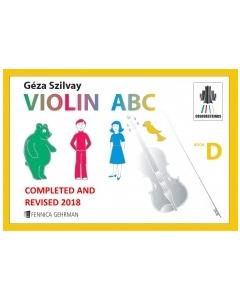 Colourstrings VIOLIN ABC - Book D (Géza Szilvay)