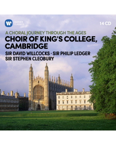 A Choral Journey through the Ages - Choir of King's College, Cambridge (14CD-BOX)
