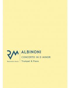 Albinoni: Concerto in D minor for Trumpet and Piano