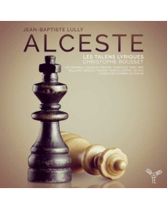Lully: Alceste (Les Talens Lyriques, Christophe Rousset) (2CD)