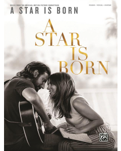 A Star Is Born - Music from the Original Motion Picture Soundtrack (Piano, Vocal, Guitar)