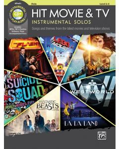 Hit Movie & TV - Instrumental Solos (Viola incl. CD)