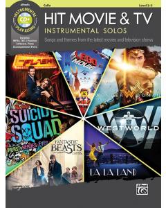 Hit Movie & TV - Instrumental Solos (Cello incl. CD)