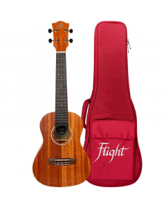 Flight Antonia Concert Electro-Acoustic Ukulele (incl. Bag)