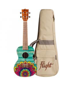 Flight Concert Ukulele - AUC33 - Mansion (incl. Bag)