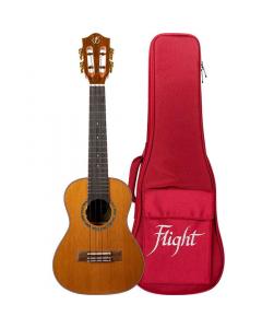 Flight Diana Concert Electro-Acoustic Ukulele (incl. Bag)