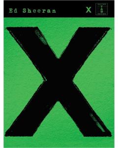 Ed Sheeran: X (Multiply) (Guitar Recorded Versions)