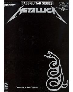 Play It Like It Is Bass: Metallica - The Black Album