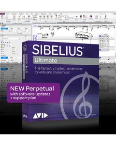 Sibelius Ultimate - med Annual Upgrade Plan