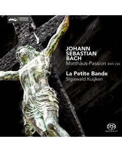 Bach, J.S.: Matthäus-Passion (La Petite Bande, Sigiswald Kuijken) (3CD)
