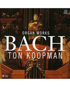 Bach, J.S.: Organ Works (Ton Koopman) (16CD-BOX)