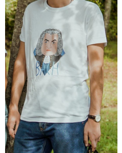 T-shirt Bach (Medium)