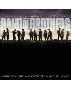 Band of Brothers Original Soundtrack (Music by Michael Kamen) (Double Vinyl / 2LP)