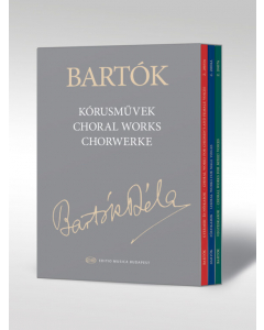 Bartók: Choral Works for Mixed Voices