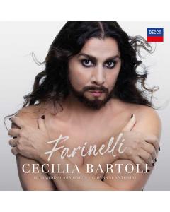 Cecilia Bartoli: Farinelli (Il Giardino Armonico, Giovanni Antonini) (CD)