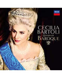 Cecilia Bartoli: Queen of Baroque (CD)
