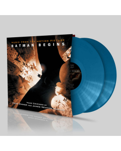Batman Begins - Music from the Motion Picture Double Blue Vinyl