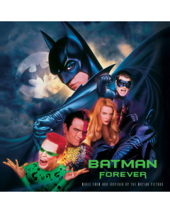 Batman Forever - Music From The Motion Picture (2LP / Double Vinyl)