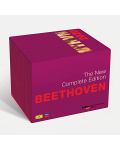 Beethoven 2020 - The New Complete Edition (118CDs + 2 DVD + 3 Blu-ray Audios)