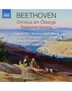 Beethoven - Christus am Ölberge; Elegischer Gesang (Leif Segerstam) (CD)