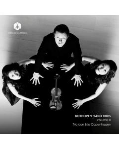 Beethoven Piano Trios Vol. 3 (Trio con Brio Copenhagen) (CD)