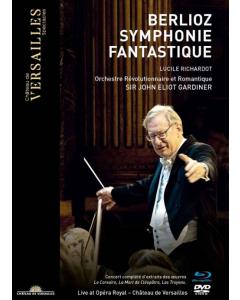 Berlioz: Symphonie Fantastique (Orchestre Révolutionaire et Romantique; Sir John Eliot Gardiner) (DVD + Blu-ray)