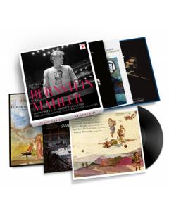Bernstein Conducts Mahler - The Vinyl Edition (15LP-SET)