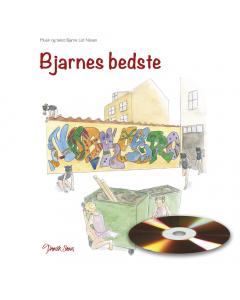 Bjarnes bedste - 11 rytmiske sange af Bjarne List Nissen (SANGBOG med 2CD)