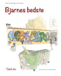 Bjarnes bedste - 11 rytmiske sange af Bjarne List Nissen (SANGBOG)