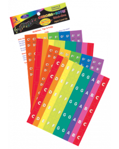 Boomwhackers Stickers