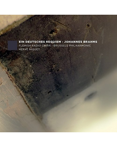 Brahms: Ein Deutsches Requiem (Flemish Radio Choir, Brussels Philharmonic, Hervé Niquet) (2CD)