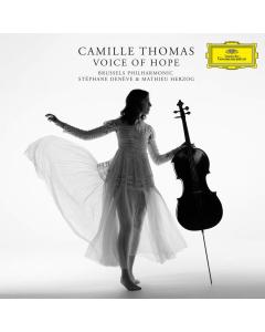 Camille Thomas - Voice of Hope (Brussels Philharmonic Orchestra, Stéphane Denève) (CD)