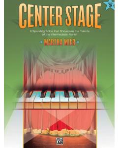 Center Stage, Book 3 (Piano)