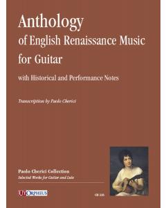 Anthology of English Renaissance Music for Guitar